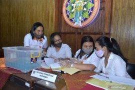 KPU Badung batasi pendukung paslon saat daftar pilkada