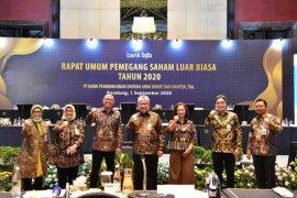 Rencana penggabungan Bank Banten dibahas di RUPSLB Bank BJB