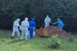 Seorang pasien suspect COVID-19 di Batanghari meninggal dunia, swab masih dalam proses pengujian