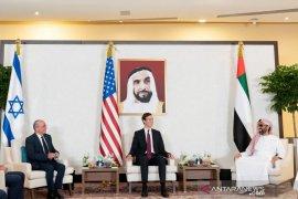 Pejabat AS, Israel mendarat di UAE, Kushner desak Palestina berunding