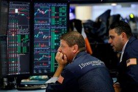 Saham-saham Wall Street dibuka bervariasi, Indeks Dow Jones turun 54,78 poin