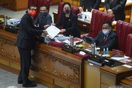 RUU Mahkamah Konstitusi akan diuji di MK