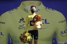Setelah etape kelima, ini klasemen sementara Tour de France