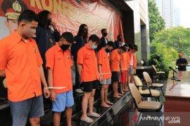 Pesta seks homo di Jaksel tiru kegiatan serupa di Thailand