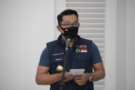 Ridwan Kamil berduka atas 100 dokter meninggal karena COVID-19