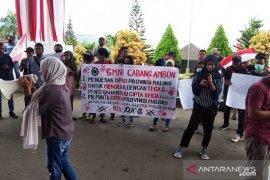 GMNI Cabang Ambon : RUU Cipta Kerja dan PKS tidak pro rakyat