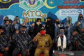 Bupati Kasihiw hadiri pembukaan MTQ VIII Papua Barat secara virtual
