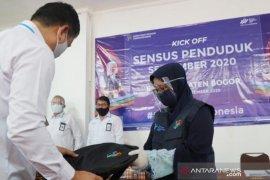 BPS Kabupaten Bogor terjunkan 3.145 petugas lakukan sensus penduduk