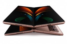 Samsung luncurkan Galaxy Z Fold 2, ini harga dan spesifikasi