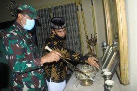 Pangdam Pattimura kunjungi Kedaton Kesultanan Ternate