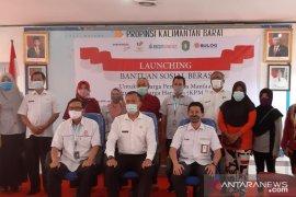 159.406 KK penerima manfaat PKH di Kalimantan Barat dapat bantuan beras