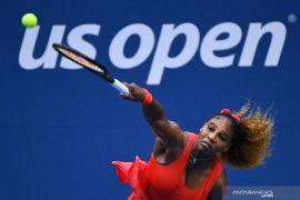 Serena menangi babak pertama US Open