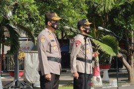 Polda Gorontalo gelar tradisi parade perpisahan Kapolda