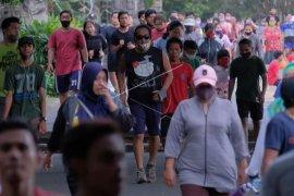 Kasus COVID-19 masih meningkat di Bali