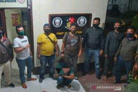 Gegara curi ponsel milik Ismail Marzuki seorang pemuda ditangkap