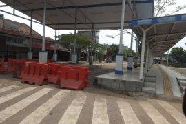 Terminal Mandala Lebak tutup sementara karena dinyatakan zona merah COVID-19