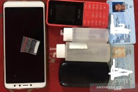 Mantan kades di Kepahiang pengguna narkoba ditangkap polisi