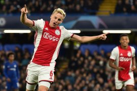 Apa janji Donny van de Beek kepada Manchester United?