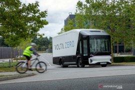 Truk listrik Volta Zero asal Swedia akan dibuat di Inggris