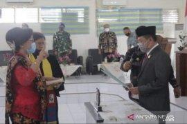 Nuriana Silaban dilantik jadi anggota DPRD Tanjungbalai PAW