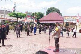Kunjungan kerja ke Tanjungbalai, Kapoldasu sampaikan tiga pesan