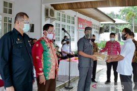 67 ASN terima SK kenaikan pangkat dari wali kota Sabang