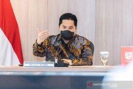 Erick Thohir: Pemerintah terus percepat vaksin