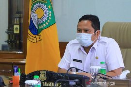 Sebanyak  28 RW di Kota Tangerang masuk zona merah