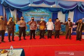 Bupati Tapsel dan Wali Kota PSP doakan Dahlan Hasan sukses di Pilkada Madina