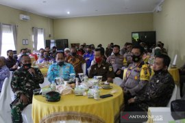 Polres Bangka Tengah gelar rapat koordinasi persiapan Pilkada 2020