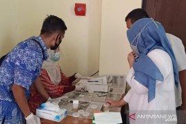 Jalani tes urin, satu pegawai Kesbangpol Kota Cilegon positif Benzoe