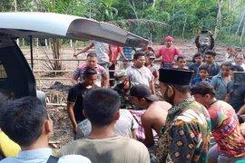 Dua remaja mandi di Sungai Salang Pangeran Bahorok Langkat tenggelam dan meninggal