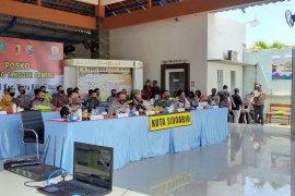 Tujuh kepala dinas Sidoarjo positif COVID-19