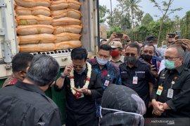 Mentan Syahrul Yasin lepas ekspor produk hortikultura asal Malang ke Taiwan