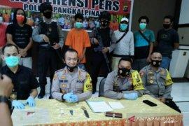 Kemarin, Satreskrim Polres Pangkalpinang tangkap pelaku pembunuhan di THM X-bar