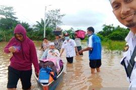 Tiga desa di Tanah Bumbu dilanda Banjir