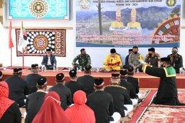 Bupati Shabela kukuhkan Pengurus Majelis Adat Gayo periode 2020-2024