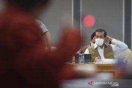 Doni Monardo: PSBB DKI Jakarta diumumkan besok