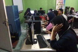 Warga Lebak peroleh pelatihan desain grafis dari Kemendikbud