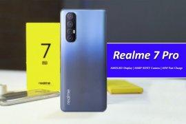 Realme 7 segera meluncur ke Indonesia?