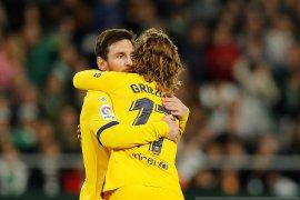 Griezmann berharap terus berpartner dengan Messi