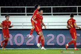 Wales menang 1-0 atas Finlandia dan tempati pucuk klasemen