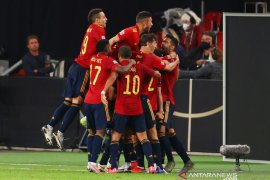 Pemain debutan timnas Spanyol dipuji kapten Sergio Ramos