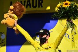 Klasemen sementara Tour de France, usai  etape tujuh
