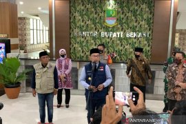 Kabupaten Bekasi jadi fokus prioritas penanganan COVID-19 Jabar
