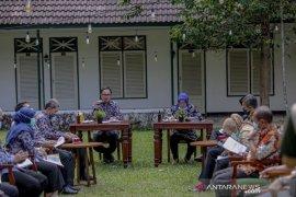 Kota dan Kabupaten Bogor sepakati kerja sama penyediaan ruang rawat pasien COVID-19