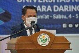 6.903 mahasiswa baru Unimed ikuti pembekalan secara daring