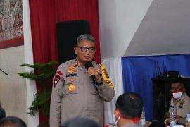 Kapolda Sumut minta Polres Asahan tingkatkan pelayanan
