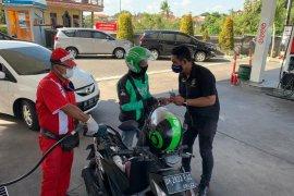Konsumsi Pertalite di Denpasar-Bali meningkat 69 persen