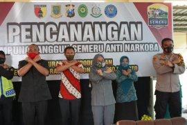 Wali Kota Mojokerto Ning Ita ajak masyarakat bersinergi lawan narkoba